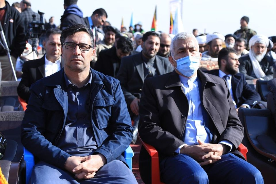 آغاز کار ساختمانی ۴۳ کیلومتر خط آهن در هرات!